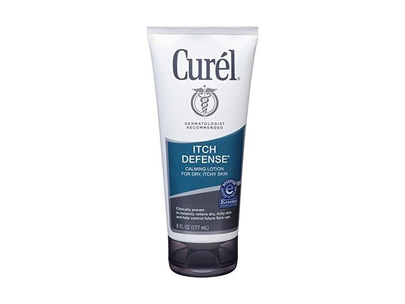 Curel Itch Defense Lotion, 6 fl oz