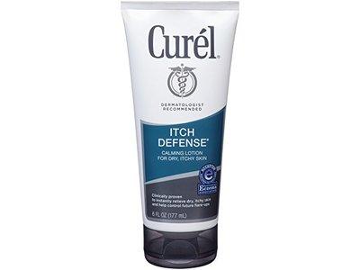 Curel Itch Defense Lotion, 6 fl oz - Image 1