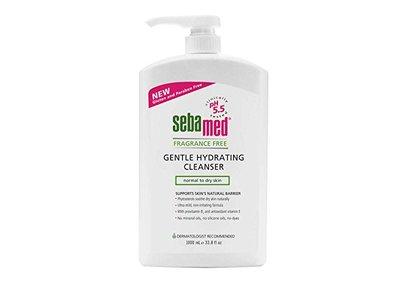 SebaMed Gentle Hydrating Cleanser, Normal to Dry Skin, 33.8 fl oz