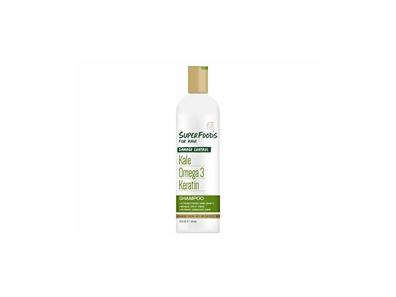 Petal Fresh Damage Control Shampoo, 12 fl oz