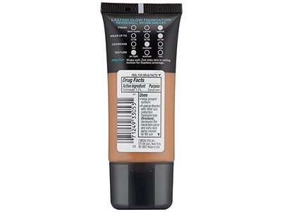 L'Oréal Paris Infallible Pro-Glow Foundation, Creme Cafe, 1 fl. oz. - Image 5
