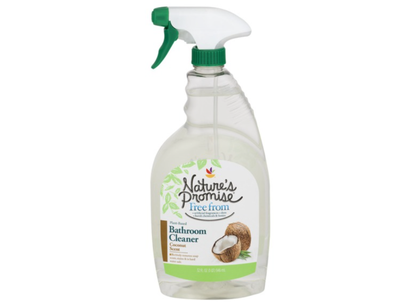 Nature's Promise Bathroom Cleaner, Coconut Scent