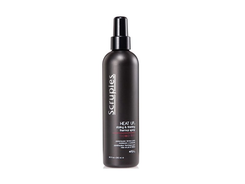 Scruples Heat Up Styling and Finishing Thermal Spray, 8.5 Fluid Ounce