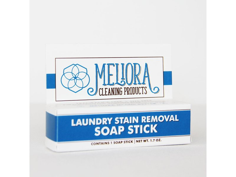 Meliora Soap Stick for Laundry Stain Removal, 1.7 oz