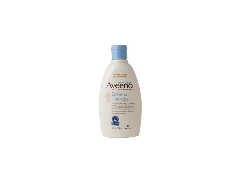 Aveeno Active Naturals Eczema Therapy Moisturizing Cream, 12 fl oz