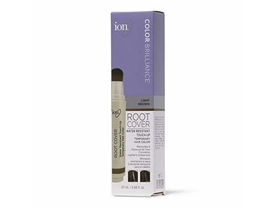 Ion Root Cover Water Resistant Touch Up, Light Brown, 0.68 fl oz
