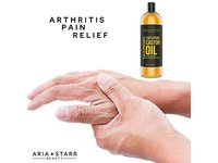 Aria Starr Castor Oil Cold Pressed - 16 FL OZ - Image 9