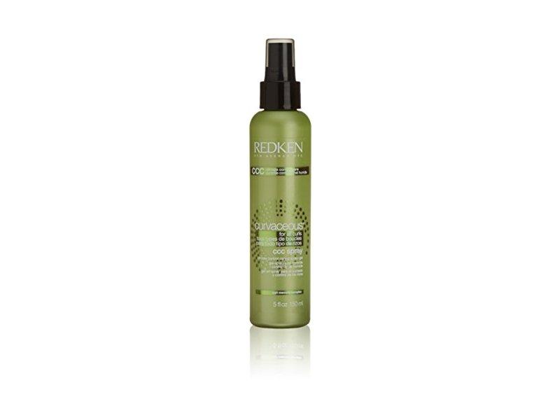 Redken Curvaceous CCC Curl Spray Gel, 5 fl oz/150 ml