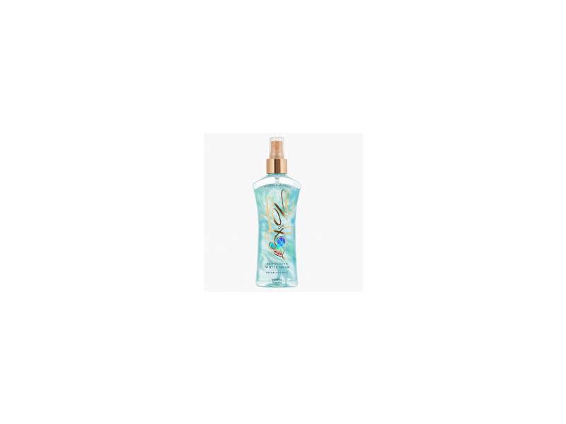 Jacqui & David Love Spray Seductive White Musk Fragrance Mist, 8 oz