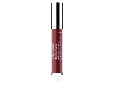 Neutrogena Hydro Boost Hydrating Lip Shine, Velvet Wine 70, 0.10 oz