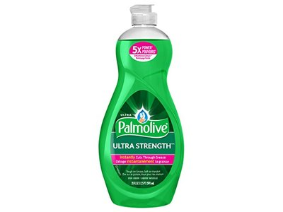 Palmolive Dish Liquid, Ultra Strength Original, 20 Ounce - Image 1