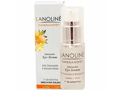 Lanoline Manuka Honey Intensive Eye Serum, 0.67 fl oz/20 ml