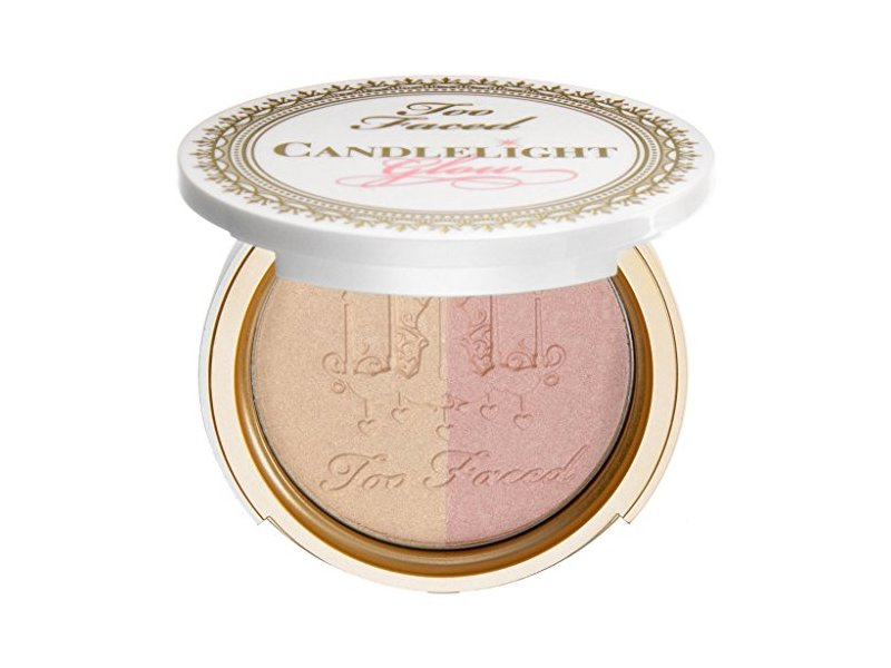 Too Faced Candlelight Glow Highlighting Powder Duo, 0.35 oz