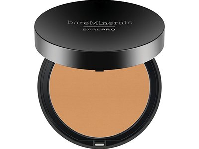 bareMinerals Barepro Performance Wear Powder Foundation, Toffee, 0.35 oz