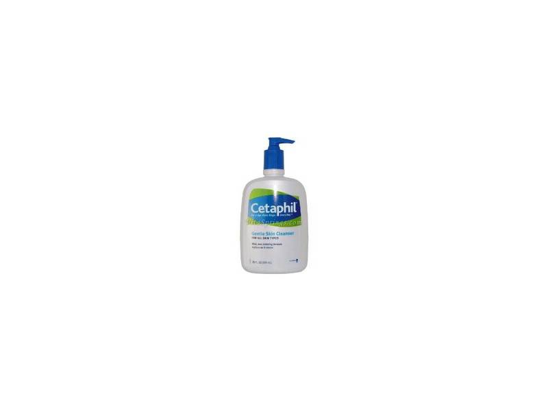 Cetaphil Gentle Skin Cleanser, 20 oz (Pack of 2)