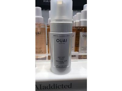 OUAI HairCare Air Dry Foam, 4 fl oz - Image 3