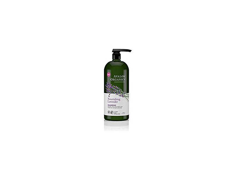 Avalon Organics Nourishing Lavender Shampoo, 946 mL