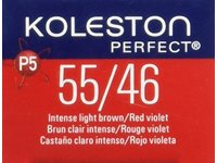 Wella Koleston Perfect Hair Color, 55/46 Intense Light Brown/Red Violet, 2 Ounce - Image 4