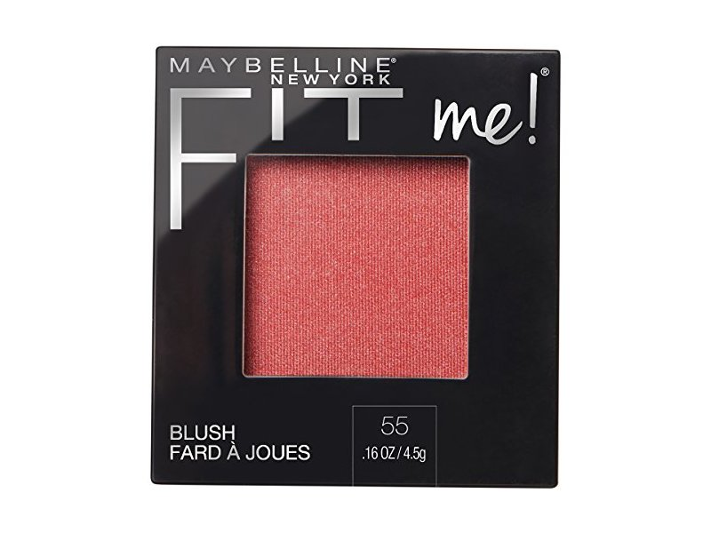 Maybelline New York Fit Me Blush, Berry, 0.16 Ounce