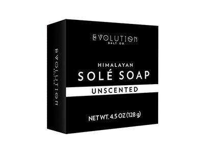 Evolution Salt Natural Himalayan Sole Bath Soap 4.5 oz