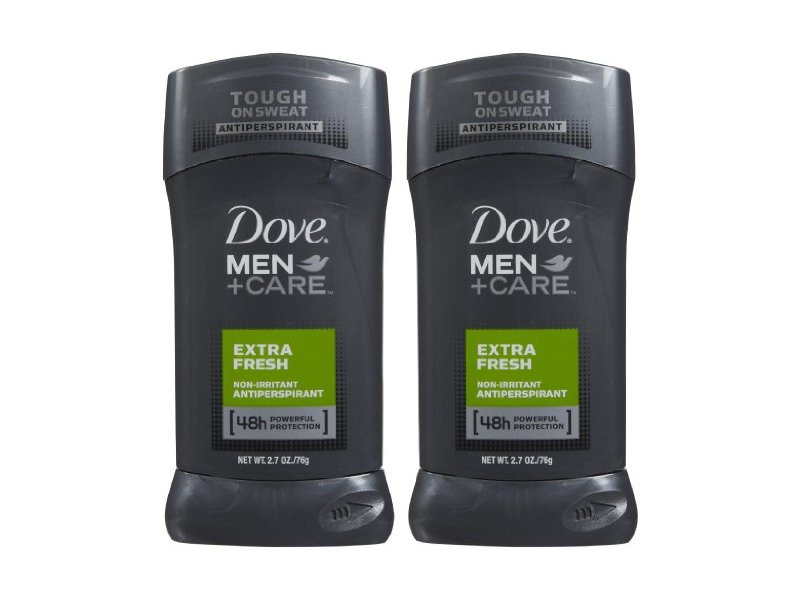 Dove Men +Care Antiperspirant, Extra Fresh, 2.7 oz