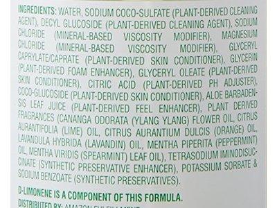 Presto! Biobased Hand Soap, Lime Mint Scent - Image 6