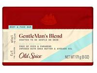 Old Spice GentleMan's Blend Aloe & Wild Sage Body & Face Bar, 6 oz - Image 2