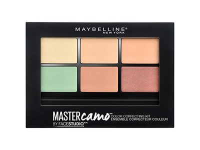 Maybelline New York Face Studio Master Camo Color Correcting Kit, Light