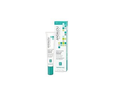 Andalou Naturals Coconut Water Eye Lift Cream, 0.6 oz