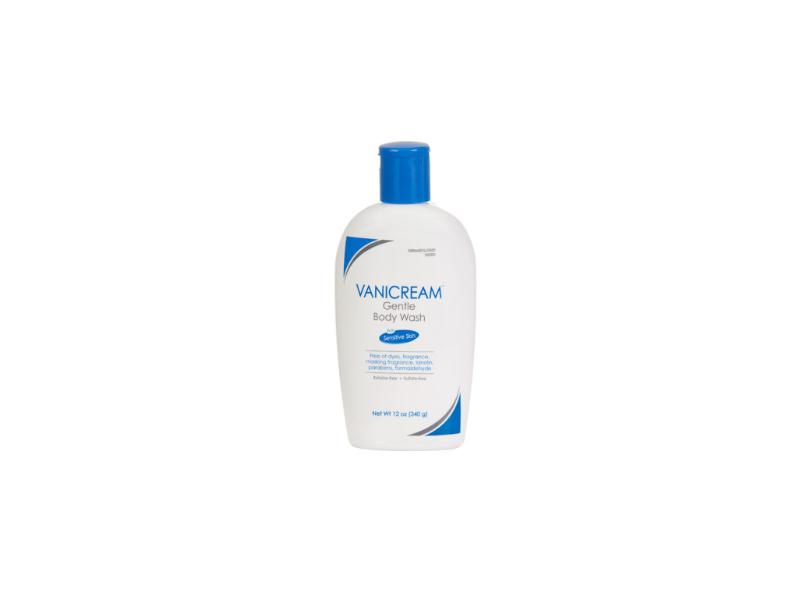 Vanicream Gentle Body Wash, 12 fl oz