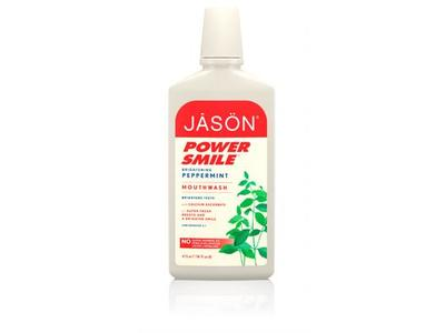 Jason Natural Products PowerSmile Mouthwash, 16 Ounce - Image 1