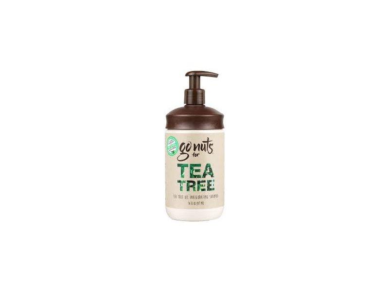 Renpure Go Nuts For Tea Tree Invigorating Shampoo, 16 fl oz