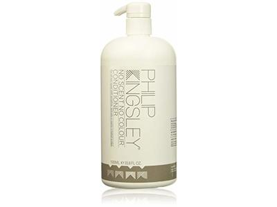 Philip Kingsley No Scent No Color Conditioner, 33.8 Ounce