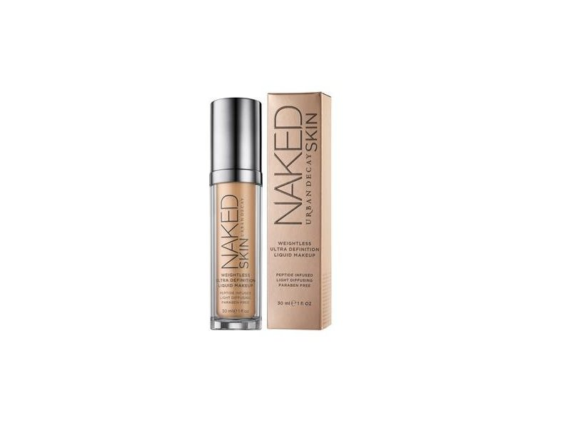 Urban Decay Naked Skin Weightless Ultra Definition Liquid Make Up, Shade 6.0, 1 fl oz