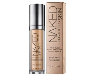 Urban Decay Naked Skin Weightless Ultra Definition Liquid Make Up, Shade 6.0, 1 fl oz - Image 1