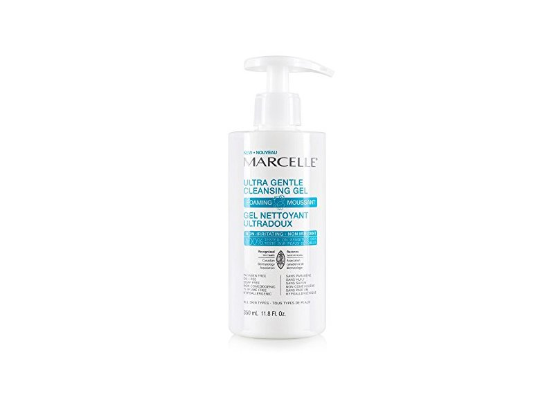 Marcelle Ultra-Gentle Cleansing Gel Foaming & Moussant 11.8 fl oz/350 ml