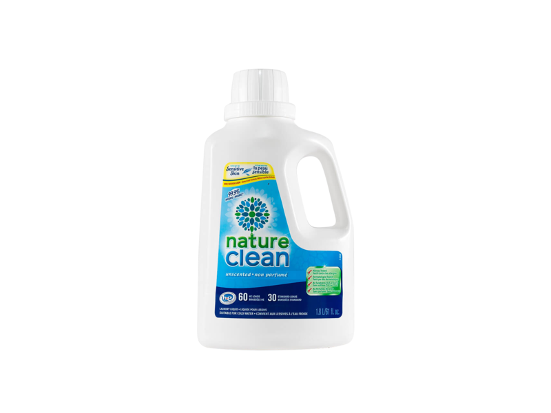 Nature Clean Laundry Liquid - 1.8L