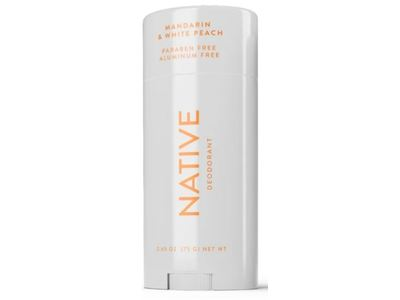 Native Deodorant, Mandarin & White Peach, 2.65 oz