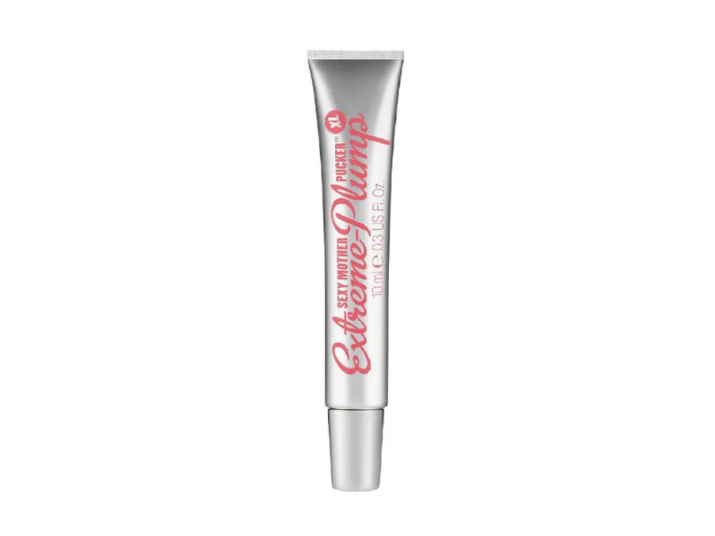 Soap & Glory Mother Pucker Extreme Plump Lip Gloss, Clear, 10 mL