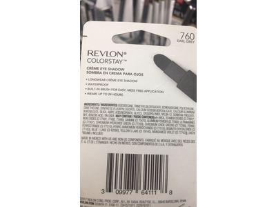 Revlon ColorStay Crème Eye Shadow, Earl Grey - Image 6