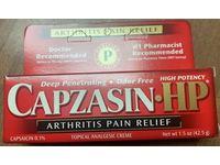 Capzasin Hp Arthritis Pain Relief Creme, 1.50 oz/42.5 g - Image 3