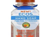 ECOS Hypoallergenic Hand Soap, Orange Blossom, 12.5 fl oz - Image 5
