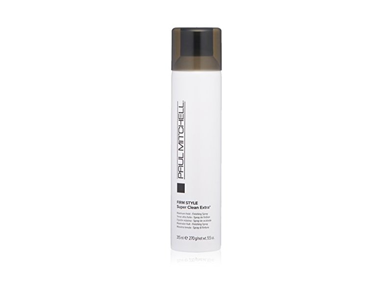 Paul Mitchell Super Clean Extra Hairspray,9.5 oz