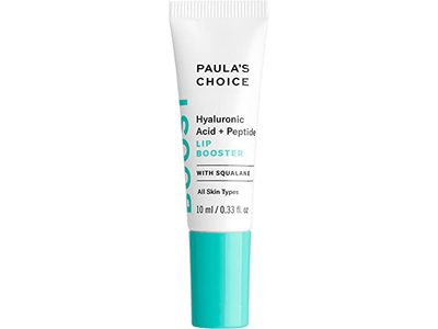 Paula's Choice Hyaluronic Acid + Peptide Lip Booster, 0.33 fl oz/10 mL