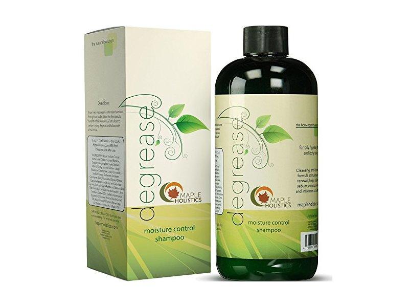 Maple Holistics Degrease Shampoo, 16 fl oz