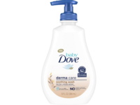 Baby Dove Dermacare Soothing Wash, 13 fl oz - Image 2