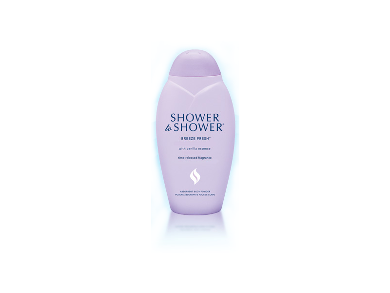 Shower To Shower Body Powder, Breeze Fresh, 13 oz