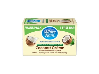 White Rain Boutique Collection Coconut Creme Butter Bar