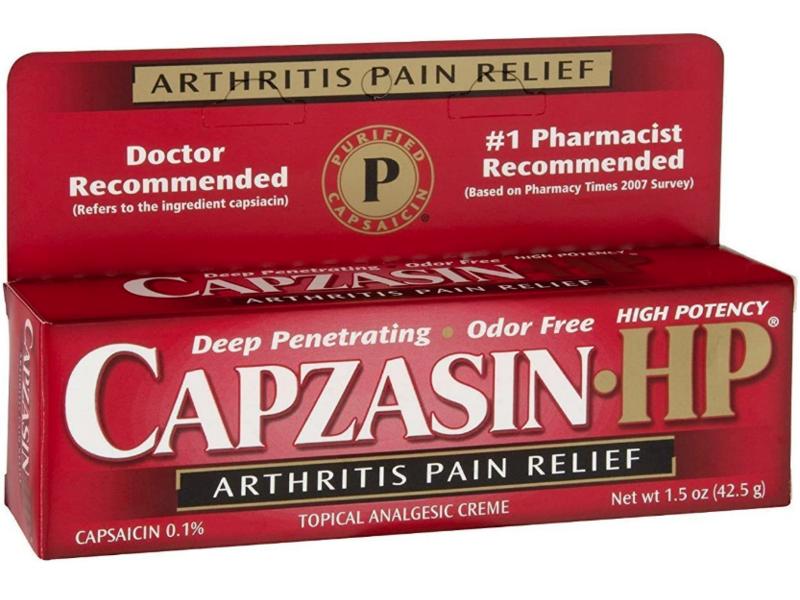Capzasin Hp Arthritis Pain Relief Creme, 1.50 oz/42.5 g