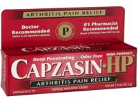 Capzasin Hp Arthritis Pain Relief Creme, 1.50 oz/42.5 g - Image 2